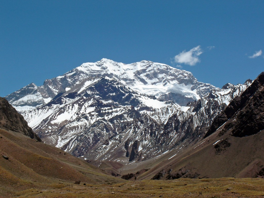 how to get to aconcagua from mendoza