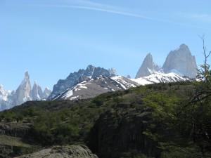 Glaciares National Park