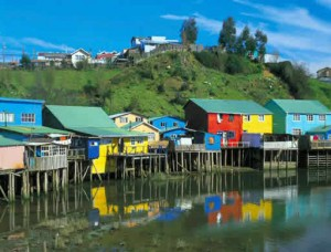 Flights to Chiloe Chile - Chile tours and travel - Vaya Adventures