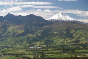 Cotopaxi Volcano, Cotopaxi National Park, Ecuadorian Andes