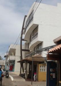 Development in Puerto Ayora, Galapagos Islands