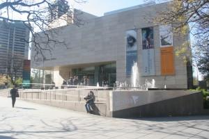 Malba Museum exterior, Buenos Aires Argentina - Vaya Adventures to Latin America