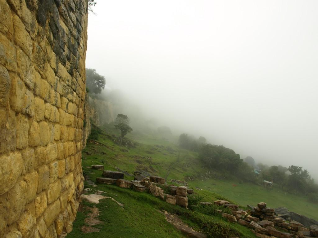 Kuelap ruins - pre inca ruins in peru - peru travel - vaya adventures