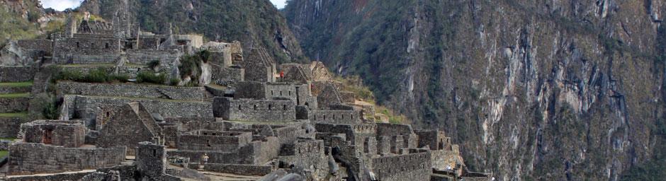 Peru Machu Picchu