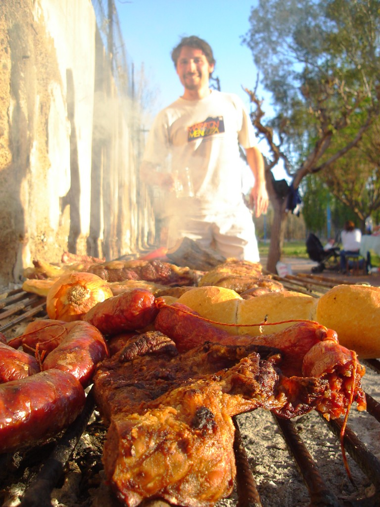 Argentina asado - travel and tours to Argentina - Vaya Adventures