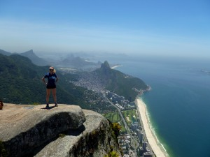 Summit of Pedra de Gavea