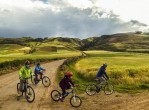 Biking in the Sacred Valley