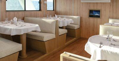 Aqua - Dining Room