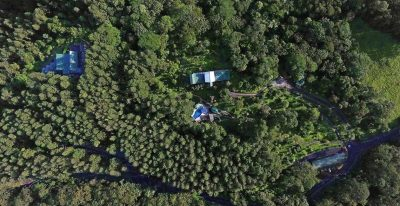 Arenal Observatory Lodge - Aerial View