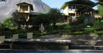 Arenal Observatory Lodge - Exterior Front