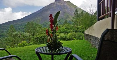 Arenal Observatory Lodge - Terrace
