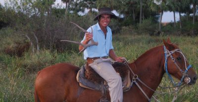 Aguape Lodge - Horseback Riding
