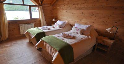 Aguas Arriba_twin room