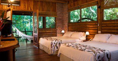 Aldea de la Selva_twin room