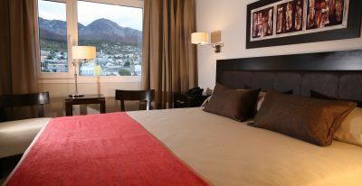 Alto Andino_matrimonial room