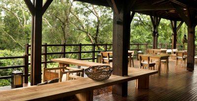 Awasi Iguazu_terrace dining