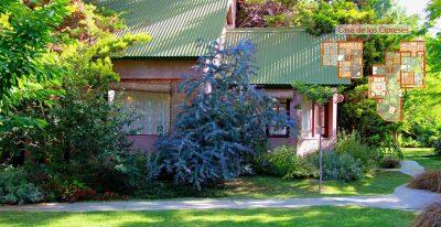 Casa Glebinius_Casa de los Cipreses
