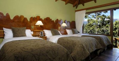 Charming Luxury Lodge_triple room