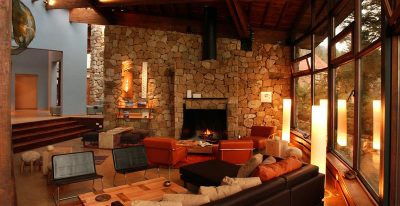 Design Suites Bariloche_living room