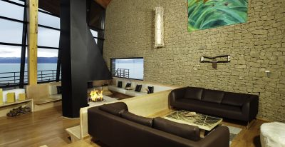 Design Suites Calafate_common area