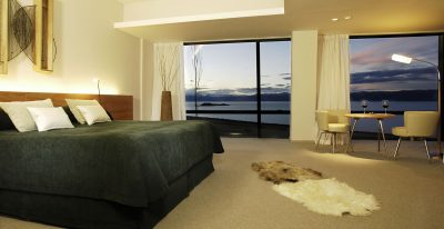 Design Suites Calafate_guest room