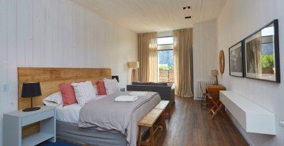 El Puma_guest room