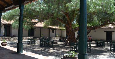 Hacienda de Molinos_courtyard