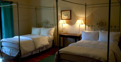 Hacienda de Molinos_superior twin room