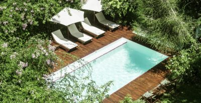 Home Hotel_pool and garden