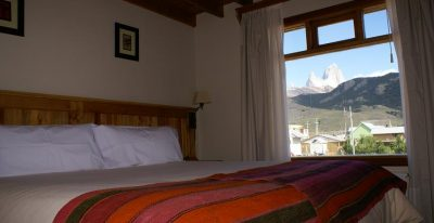 Hosteria Senderos_Premium Fitz Roy View room