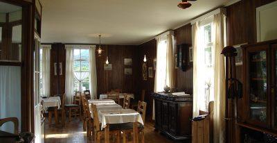 Hosteria el Pilar_dining