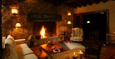 Hotel Aldebaran_living room