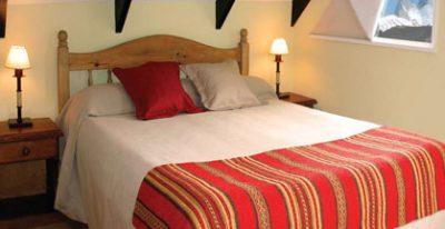 La Aldea_guest room