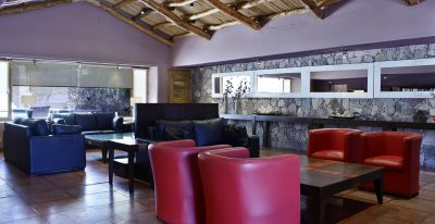 La Comarca_common area