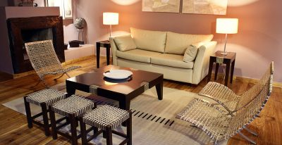 La Comarca_living room