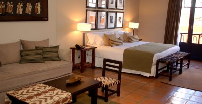 Legado Mitico Salta_Luxury room