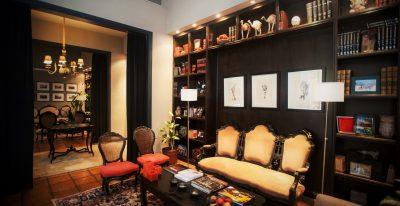 Legado Mitico Salta_living room