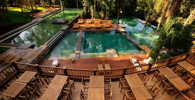 Loi Suites Iguazu_pools
