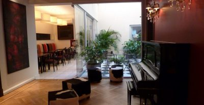 Magnolia Boutique Hotel_common area