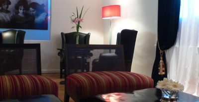 Magnolia Boutique Hotel_living room