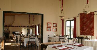 Manantial del Silencio_dining