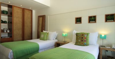Mine Hotel_twin room