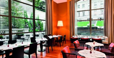Palacio Duhau Park Hyatt_Gioia Restaurant