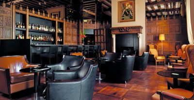 Palacio Duhau Park Hyatt_Oak Bar