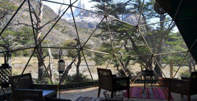Patagonia Eco Domes_common area