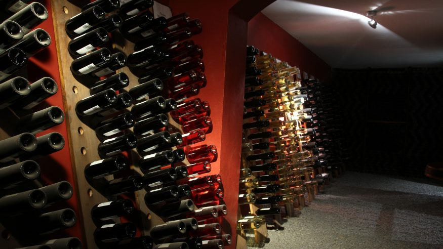 Patios de Cafayate_wine cellar