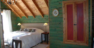 Peuma Hue_Coihue Villa Upper room