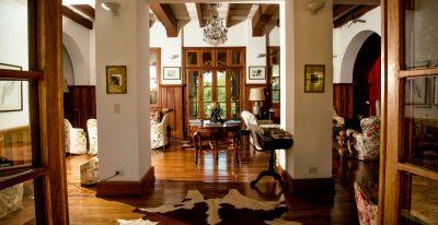 Posada Puerto Bemberg - Living Room