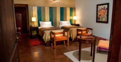 Posada Puerto Bemberg_twin room