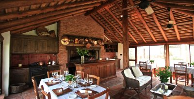 Rincon del Socorro_outdoor dining and bbq